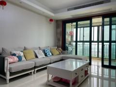 (开发区)恒大名都3室2厅2卫125.8万125m²精装修 家具家电齐全 拎包入住 有钥匙随时看房