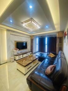一手(开发区)吾悦华府12楼110平米3室2厅1卫豪装带地下车位143.8万