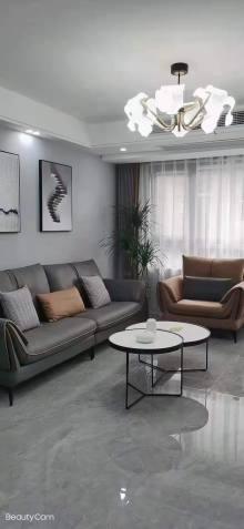 (华南)华南新村3楼3室1厅1卫79.8万84m²豪华装修未住过.一手有钥匙