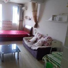 (开发区)一手,紫荆花园6楼1室1厅1卫42m²精装修无税31.8万