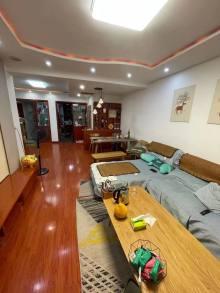 (开发区)一手,紫荆花园3楼3室2厅1卫105m²精装修满两年92.8万