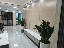(开发区)一手,紫荆花园1楼3室2厅1卫105m²豪华装修无税95.8万