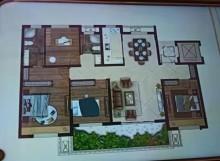 (华南)天一人家4室2厅2卫149.8万144m²毛坯房出售 一次性付款 改合同一口价 楼王位置