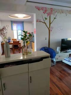 丹桂园南区4楼精装3室2厅1500元/月,首次出租,